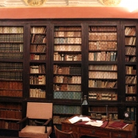 Imola, palazzo tozzoni, biblioteca 03 - Sailko - Imola (BO)