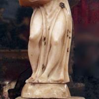 Imola, palazzo tozzoni, salotto del papa, angelo reggicandela, xvi secolo ca. 01 - Sailko - Imola (BO)