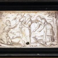 Cassetta in legno e avorio, 1850-1900 ca. 05 - Sailko - Imola (BO)