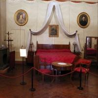 Imola, palazzo tozzoni, stanza da letto - Sailko - Imola (BO)