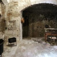 Imola, palazzo tozzoni, cantine, cucina sotterranea - Sailko - Imola (BO)