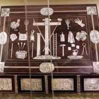 Cassetta in legno e avorio, 1850-1900 ca. 02 - Sailko - Imola (BO)