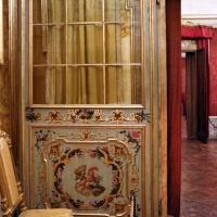 Imola, palazzo tozzoni, alcova 03 porta - Sailko - Imola (BO)