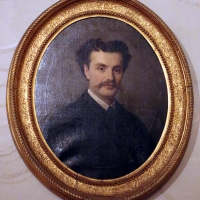 Michele gordigiani, ritratto del conte francesco tozzoni, 1867 - Sailko - Imola (BO)