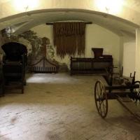 Imola, palazzo tozzoni, cantine, strumenti agricoli - Sailko - Imola (BO)