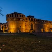 """"""" Rocca Sforzesca di Imola """" - Vanni Lazzari - Imola (BO)"""