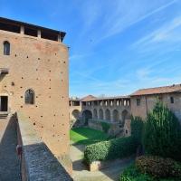 Rocca Sforzesca interno - Wwikiwalter - Imola (BO)