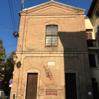 Frontale dell'Oratorio di San Giuseppe - Mr.Ram3 05 - San Giorgio di Piano (BO)