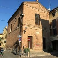 Prospettiva dell'Oratorio di San Giuseppe - Mr.Ram3 05 - San Giorgio di Piano (BO)