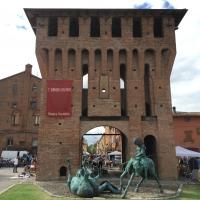 Porta Ferrara, giorno di mercato - Mr.Ram3 05 - San Giorgio di Piano (BO)