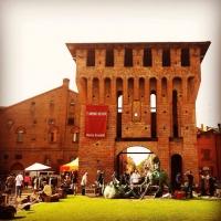 Porta Ferrara giorno di mercato - AnniediGiugno - San Giorgio di Piano (BO)