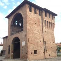 Porta Ferrara angolo sud est - FabioSchiavina - San Giorgio di Piano (BO)