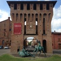 Porta Ferrara Fronte Nord - FabioSchiavina - San Giorgio di Piano (BO)