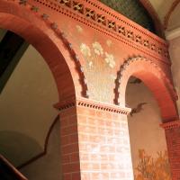 Palazzo Rosso - ingresso interno - Roberta.ullo - Bentivoglio (BO)