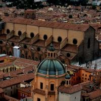 Basilica di San Petronio vista dalla torre degli Asinelli - Andrea Marseglia - Bologna (BO)