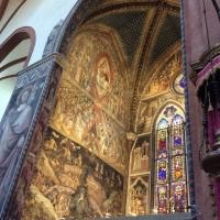 Cappella Bolognini, �Il giudizio universale�, Giovanni da Modena - Paolapla - Bologna (BO)