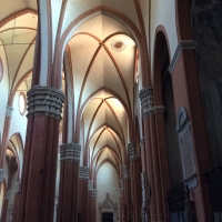 Basilica San Petronio - interno - Paolapla - Bologna (BO)