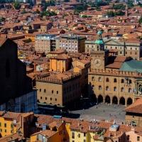 San Petronio dalla Torre Asinelli - LauraGiovannini - Bologna (BO)