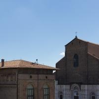 San Petronio da palazzo d'Accursio - Elisabetta Bignami - Bologna (BO)