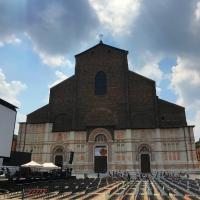 San Petronio - sole tra le nuvole - Rcirkova - Bologna (BO)