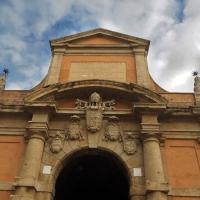 Porta Galliera da via Indipendenza - Bolorsi - Bologna (BO)