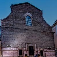 Ex Chiesa di Santa Lucia - via Castiglione - Bologna - Vanni Lazzari - Bologna (BO)