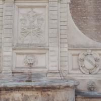 LA FONTANA, PARTICOLARE - Scheletropaffuto - Bologna (BO)