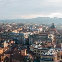 Bologna vista dalla Torre dei Prendiparte - Roberto Carisi - Bologna (BO)