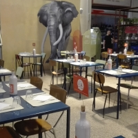 INTERVALLO CAFFe' AL MERCATO - Scheletropaffuto - Bologna (BO)