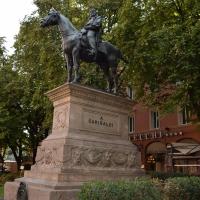 immagine da Monumento equestre a Giuseppe Garibaldi