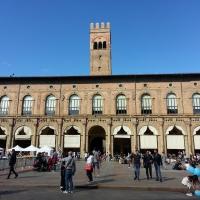 Piazza Maggiore - Palazzo del Podestà - BiblioAgorà - Bologna (BO)