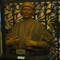 Museo Davia Bargellini - Busto di Virgilio Bargellini (Vincenzo Onofri) - MarkPagl - Bologna (BO)