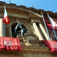 Palazzo d'Accursio - Statua di Gregorio XIII - MarkPagl - Bologna (BO)