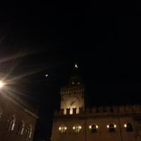Bagliori a Palazzo d'Accursio - Elisa frizza - Bologna (BO)
