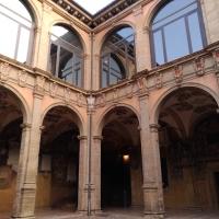Archiginnasio Cortile - Francesca Monti - Bologna (BO)