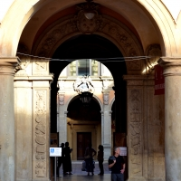'Archiginnasio ENTRATA DALLA PIAZZA GALVANI - Anita1malina - Bologna (BO)