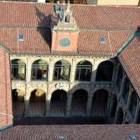'Archiginnasio VISTO DALLA TERAZZA DI SAN PETRONIO - Anita1malina - Bologna (BO)