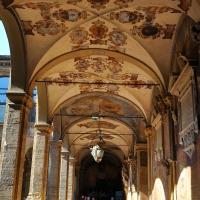 Archiginnasio cortile e portico interno - BARBARA ZOLI - Bologna (BO)