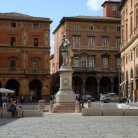 Bologna - Piazza Galvani - Giuseppe Lombardini - Bologna (BO)