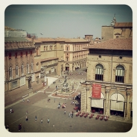 Piazza Re Enzo Bologna - Valegirelli - Bologna (BO)