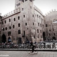 Palazzo re enzo vista da dietro - Anita1malina - Bologna (BO)