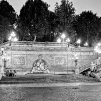 Bologna, Giardino della Montagnola, notturna - Alessandro Siani - Bologna (BO)