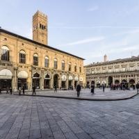 Piazza Maggiore Panoramica - Vanni Lazzari - Bologna (BO)