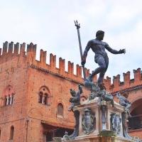 Piazza maggiore con il nettuno - Jejje1994 - Bologna (BO)