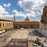 Piazza Maggiore da Palazzo D'Accursio - Ugeorge - Bologna (BO)
