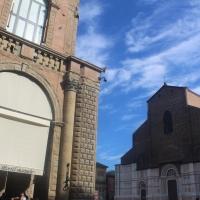 Cielo azzurro su Piazza Maggiore - Franchinidiletta - Bologna (BO)