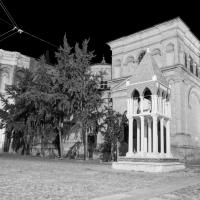 Bologna, Piazza S.Domenico, notturna - Alessandro Siani - Bologna (BO)
