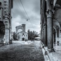 Bologna - Piazza Santo Stefano - Vanni Lazzari - Bologna (BO)
