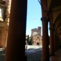 Piazza Santo Stefano tra i Portici - Elisa frizza - Bologna (BO)