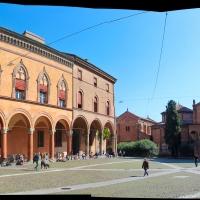 Piazza Santo Stefano a Bologna o Piazza delle sette chiese - Napster81 - Bologna (BO)